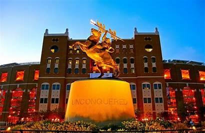 Doak Florida State Unconquered Stadium Statue Seminoles