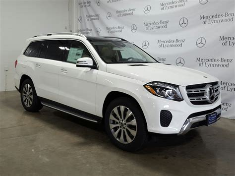 Gls 450 wheels start at a sizable 20 inches and can go up to 21. New 2019 Mercedes-Benz GLS GLS 450 4MATIC® SUV in Lynnwood ...