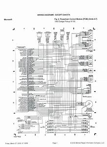 2002 Dodge Dakota Pcm Wiring Diagram Gallery