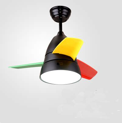 kids ceiling fans with lights ceiling fan with led lights for kids room simple living
