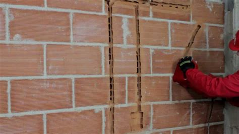 cutting chases  walls   cut electrical chases