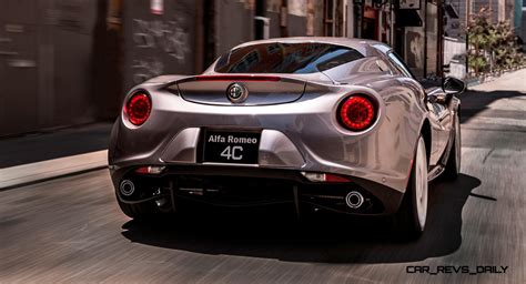 New Alfa Romeo Usa by 4 4s 2015 Alfa Romeo 4c Usa Priced From 54k In 200 New Photos