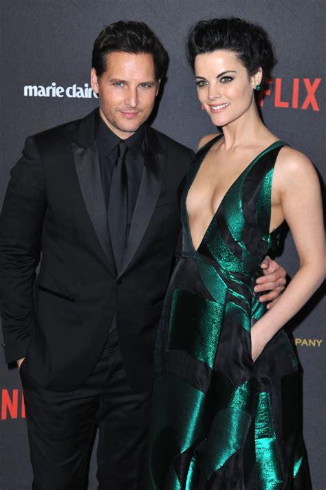 Peter Facinelli and Jaimie Alexander | Biggest Celebrity ...