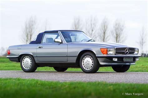 Mercedesbenz 560 Sl, 1988  Classicargarage Fr