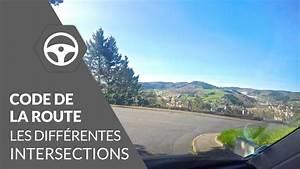 Intersection Code De La Route : code de la route etape 2 franchir les diff rents types d 39 intersection youtube ~ Medecine-chirurgie-esthetiques.com Avis de Voitures