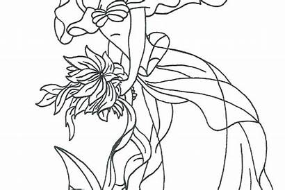Ariel Coloring Pages Princess Disney Eric Printable