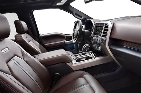 ford f150 interior 2015 ford f 150 look truck trend