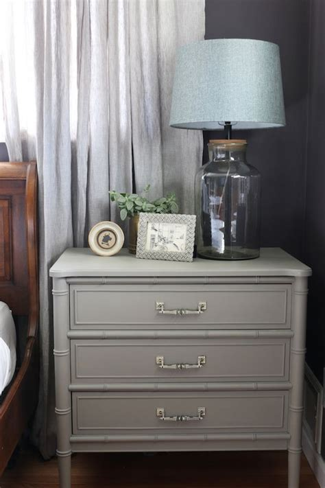 painted nightstand   fabulous furniture