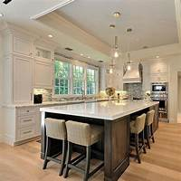 lovely larget kitchen plan Beautiful kitchen with large island | House & Home | Large kitchen island, Kitchen island with ...