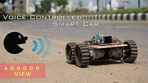 How To Make Voice Controlled Car By Using Arduino