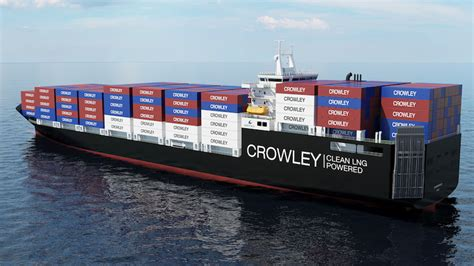 Crowley Seeks Title XI Loan Guarantee for World's First ...