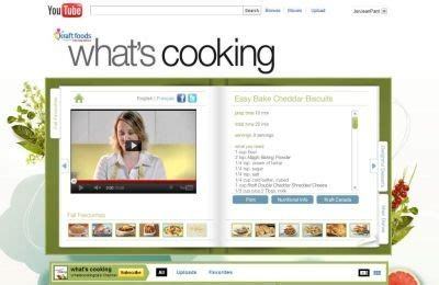 Kitchen Kraft Directors by Kraft Shows What S Cooking 187 Strategy