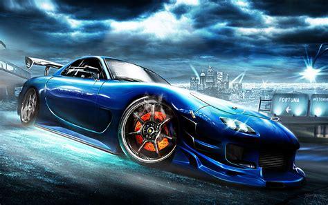Mazda RX-7 de réglage. Téléchargement gratuit de photos de ...