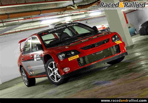 Mitsubishi Evo Viii For Sale by Mitsubishi Lancer Evo Viii Wrc Replica Rally Cars For