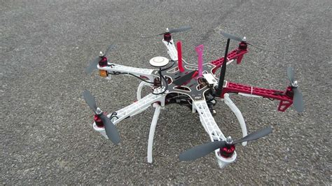 Configuration Setup Drone Dji F550 Fpv Naza-m V2 Zenmuse