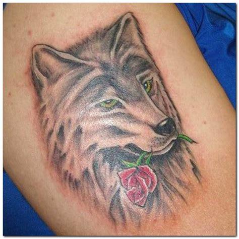 andriaj wolf tattoos tribal meanings