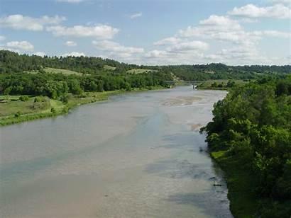 Nebraska Niobrara River Fishing Valentine Rivers Sandhills