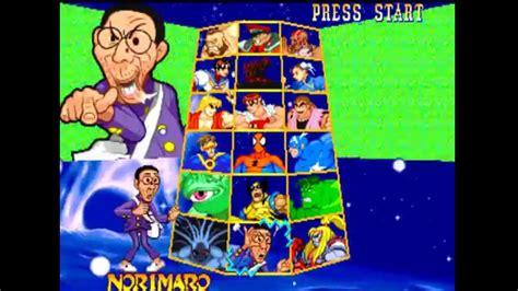 228 Marvel Vs Street Fighter Hidden Characters 26