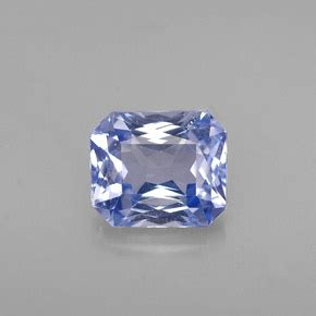 light blue gemstone 1 1ct light blue sapphire gem from tanzania and