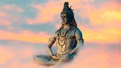 Shiva Lord 4k Wallpapers Adiyogi Meditating Statue