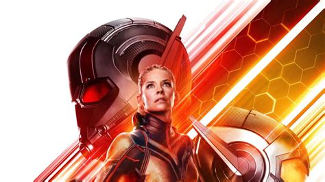 2018 Ant Man And The Wasp Movie 3840x2160 Movie