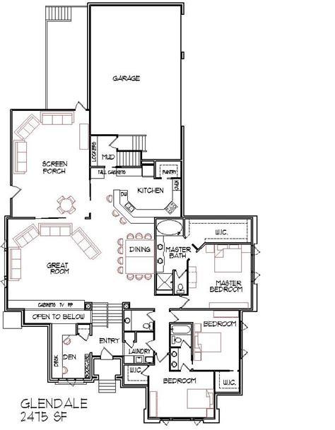 floor plans for narrow lots free home plans narrow lot floor plans