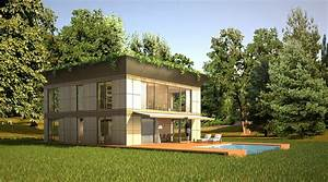 Maison écologique En Kit : starck et l 39 entreprise riko lancent la maison cologique en kit ~ Dode.kayakingforconservation.com Idées de Décoration