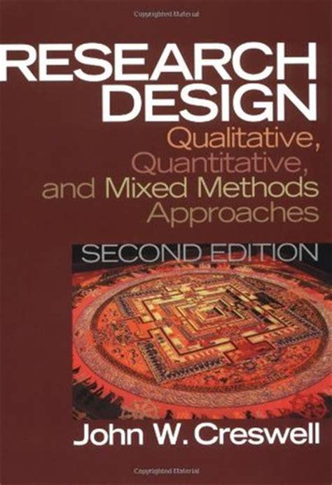 research design qualitative quantitative  mixed