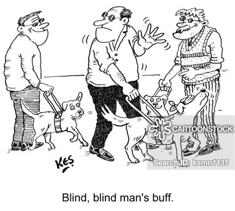 guide dogs   blind cartoons  comics funny