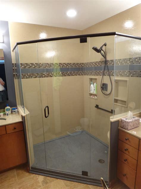 unique shower custom showers
