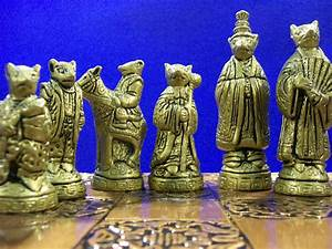 Ancient Chinese Rat Chess Set – Leah's Den