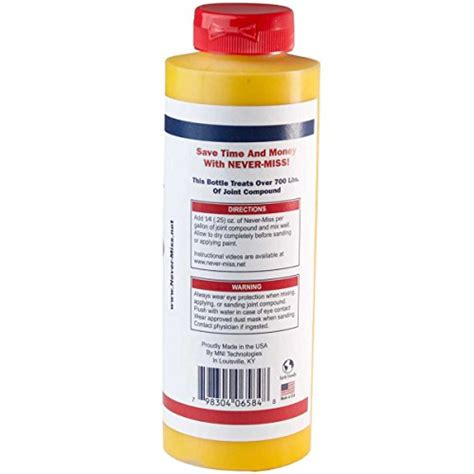 Coloring Joint Compound by Never Miss Drywall Wall Repair Mud Tinting Coloring Gel