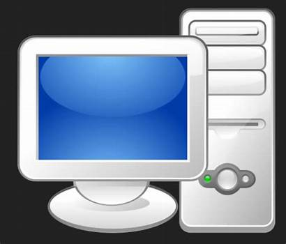 Software Computer Clipart Clip Pc Cliparts Update