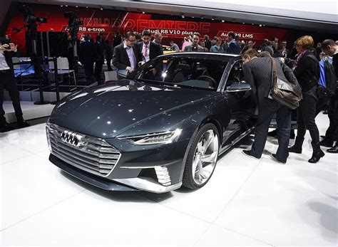 Live From Geneva Audi Prologue Avant Concept Youwheel