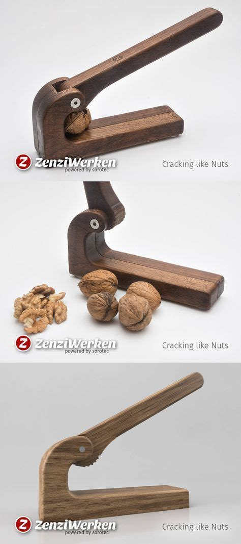 nutcracker   walnut excenter mechanics