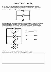 Current  U0026 Voltage In Series  U0026 Parallel Circuits By Tafkam