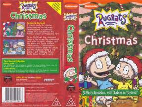 rugrats christmas video pal vhs a rare find ebay
