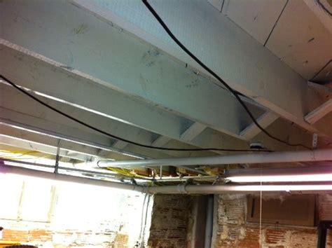diy unfinished basement ceiling ideas 37 best images about basement on
