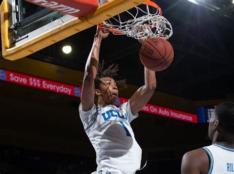 Moses Brown Excited For Official Ucla Debut