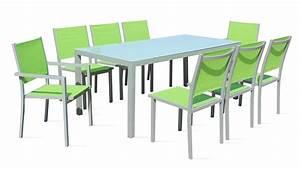 Ensemble Table Et Chaise De Jardin : ensemble table et chaises de jardin l gant salon de ~ Dailycaller-alerts.com Idées de Décoration
