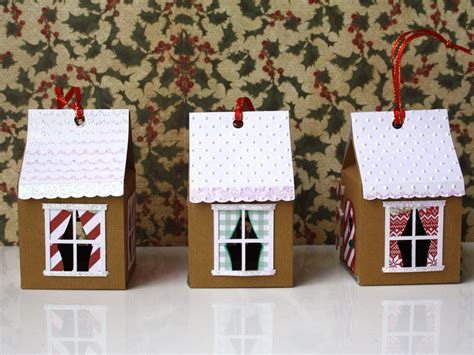 diy ornaments gingerbread houses pazzles craft room