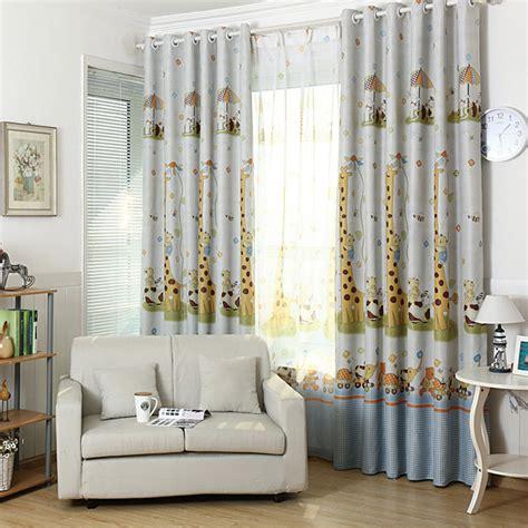 korean curtains for children room baby room window