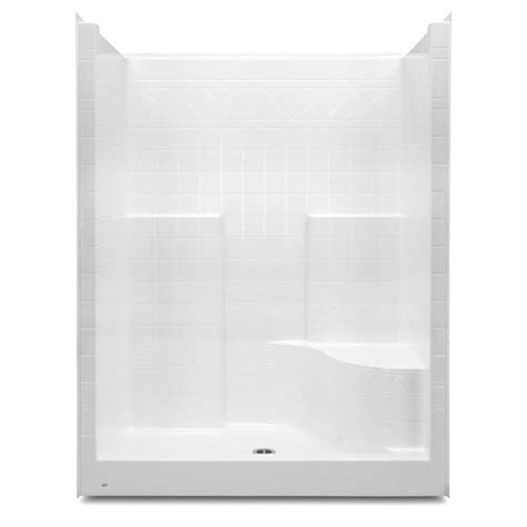 Where To Buy Shower Stalls by Aquatic Everyday 60 In X 36 In X 76 In 1 Shower