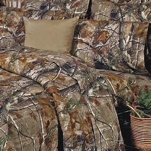 Realtree Camo Sheet Sets: California King Size Realtree