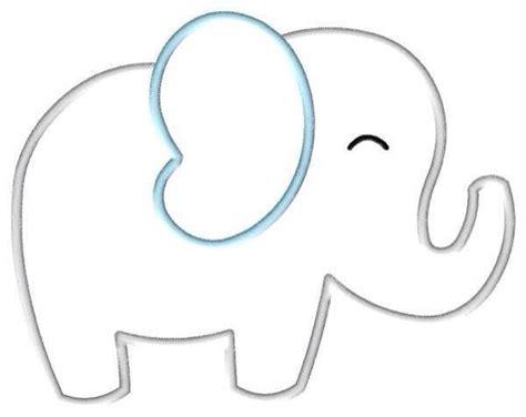 Elephant Template Pin De Bertha Jimenez En Artesan 237 As De Oto 241 O