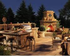 Outdoor Kitchens And Fireplaces by Landscaping Ideas Tips And Trends Archives Page 2 Of 2 Decorative Landsc