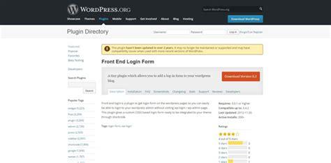 15 Wordpress Front End Plugins For Your Websites