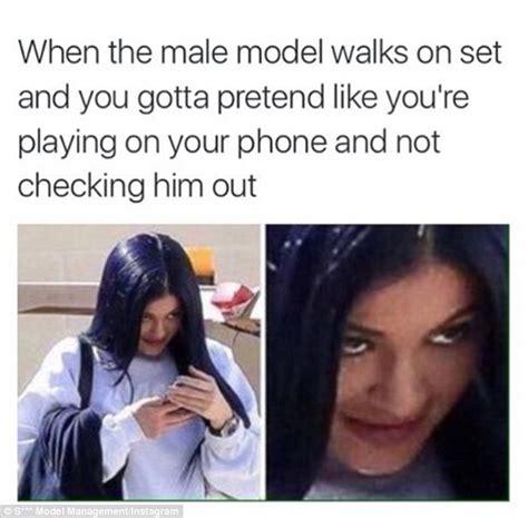 Model Meme - image gallery instagram model meme