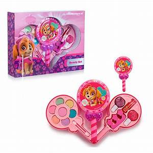 Paw Patrol Set : originele paw patrol beauty make up set in leuke geschenkverpakking ~ Whattoseeinmadrid.com Haus und Dekorationen
