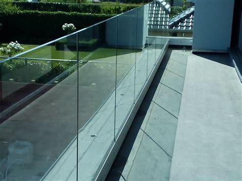 20 beste afbeeldingen van Glazen balustrades / hekwerken